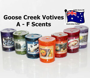 GOOSE-CREEK-CANDLE-VOTIVE-A-F-SCENTS-YOU-PICK-15-HOUR-CANDLE