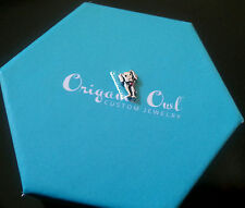 NEW ORIGAMI OWL 2012 Vintage Skinny Dog CHARM  VERY RARE and HTF!!!!!