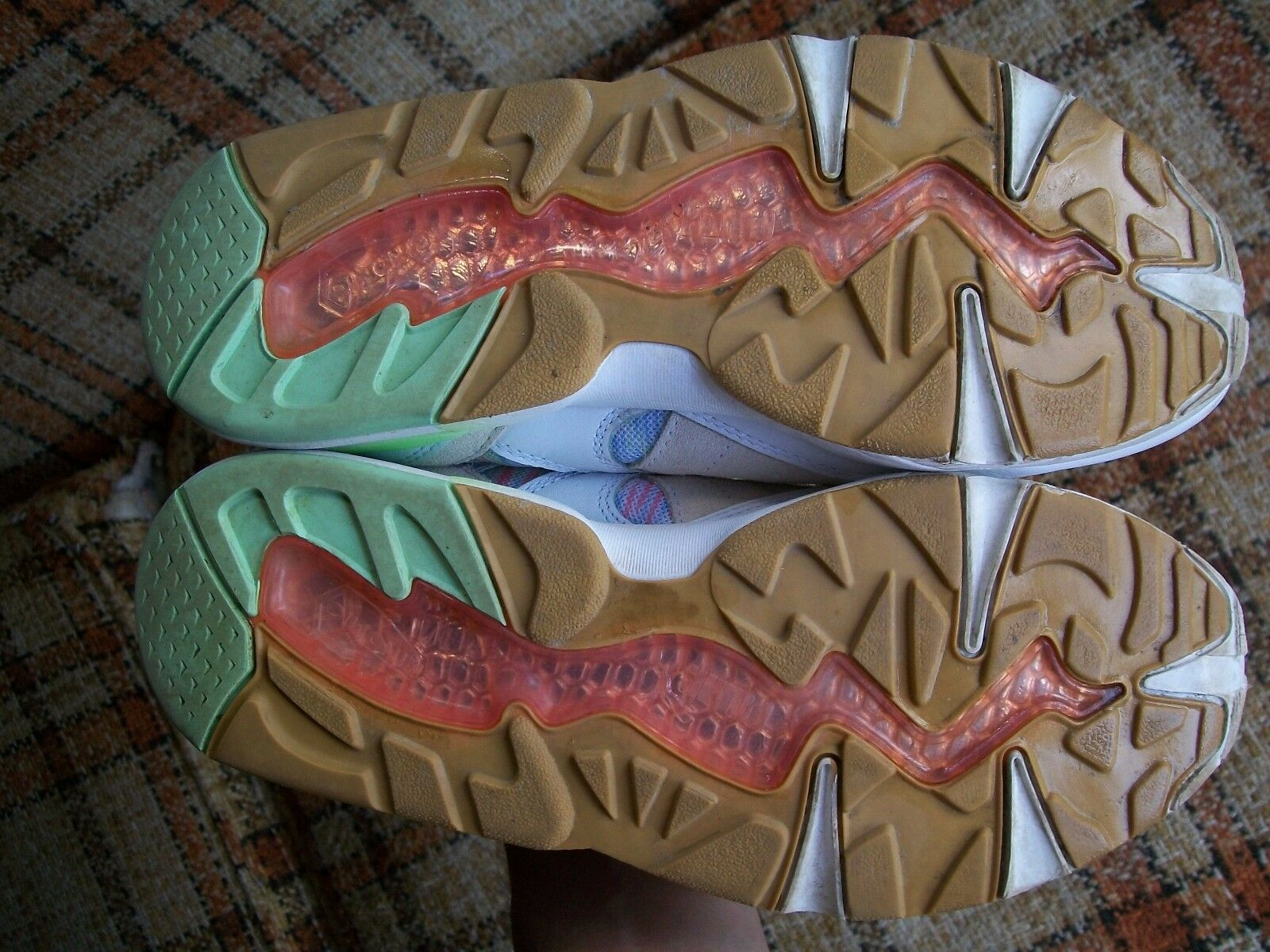 Puma Womens Size Shoes 8.5 () Trinomic Multicolor Shoes Size 358070 01 bb6e7e