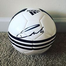 Andrea Pirlo Signed Autograph Full Size 5 Soccer Ball Juventus Italy NYCFC Proof