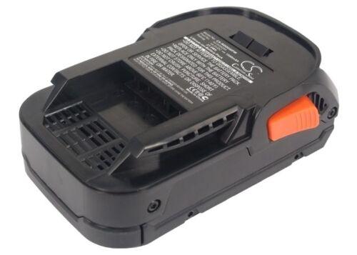 1500mAh Battery For AEG BFL 18 BHO 18 BKS 18 BMS 18C BS 18C BS 18G