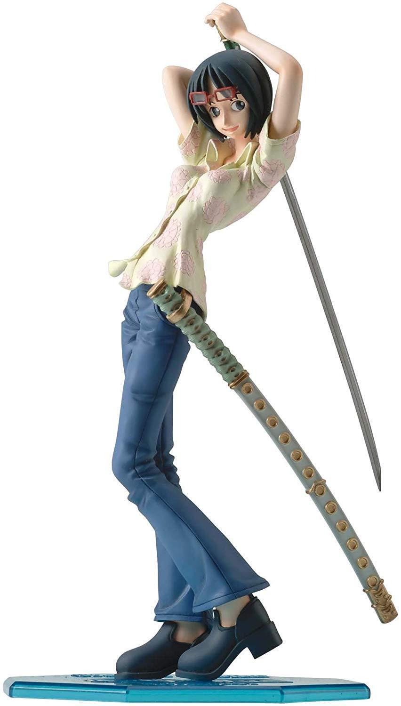 ONE PIECE P.O.P. - Tashigi - Figure Megahouse POP Excellent Model DX
