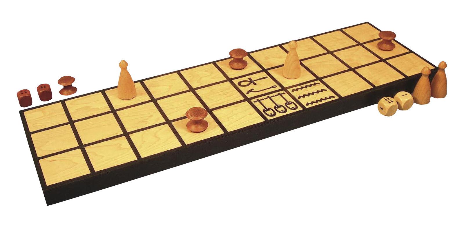 Pharao - Strategie und Zufall ältestes Spiel der Welt. Klassiker aus Ägypten