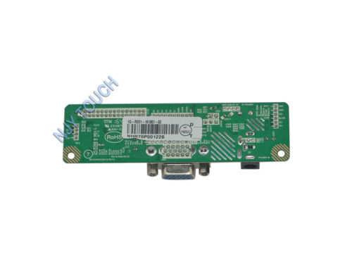 VGA LVDS LCD Controller Driver Board Kit For M236H3-LA2 1920x1080 12P LED Screen