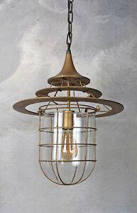 Dettagli su Plafoniera LAMPADA INDUSTRIALE IN METALLO LAMPADARIO loft  lampada retrò Lampada da cucina- mostra il titolo originale