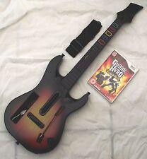 Guitar Hero World Tour Guitar Bundle Wii Pal