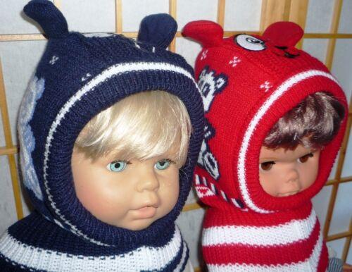 Enfants De Glissement Bonnet Écharpe Bonnet Casquette Teddy 2-6 An Polaire 2 Oreilles Ours