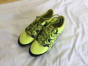 Hommes-Garcons-Adidas-15-3-Chaussures-De-Football-Moule-Clous-AG-FG-UK-6