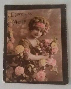Photo Publicitaire Cigarettes Mélia Alger Gagner Une Grande Admiration Et On Fait Largement Confiance à La Maison Et à L'éTranger.