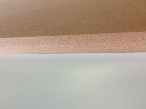 Fire Rated Medium Density Fibreboard RED MDF B Class 18mm 1200 X 600MM