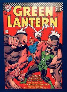 Green-Lantern-51-03-1967-Gil-Kane-Cover-Art-DC-Comics-Silver-Age-FN