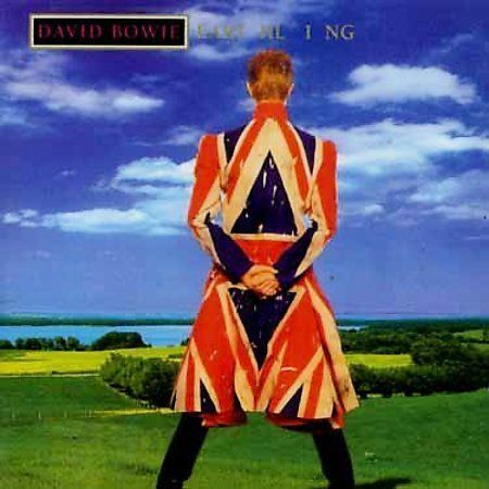 Earthling by David Bowie (CD)