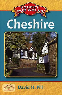 Pocket Pub Walks Cheshire, Acceptable, Pill, David, Book