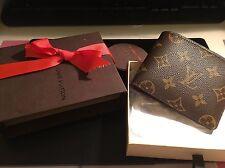 Vuitton portafoglio-Louis Monogramma Tela