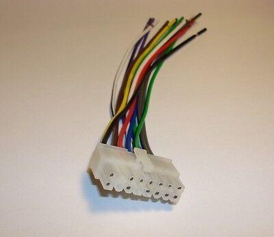 pioneer am/fm/cd wire harness deh p7200 p5200 p6200 p6000 p8200 p7000r  p8250 p7 | ebay  ebay