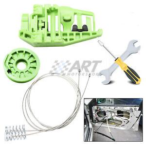 Kit-de-reparacion-de-elevalunas-para-Bmw-E90-E91-puertas-lado-trasero-conductor