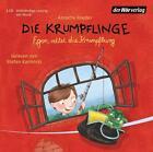 Die Krumpflinge 05 - Egon rettet die Krumpfburg von Annette Roeder und Niklas Bühler (2015)