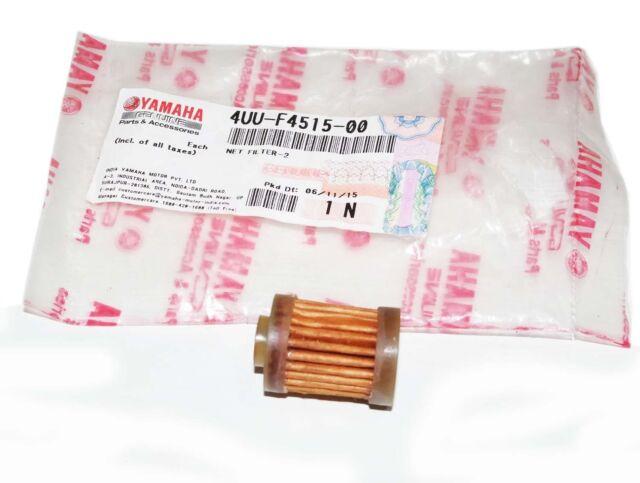 4 Genuine Mahle KL97 EFI Fuel Filter KTM 81207088011 8120709000 81207090100
