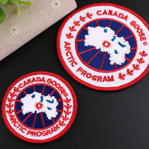 Canada Goose Ebay >> Details About Canada Goose High Quality Replacement Badge Patch 2 X High Quality New