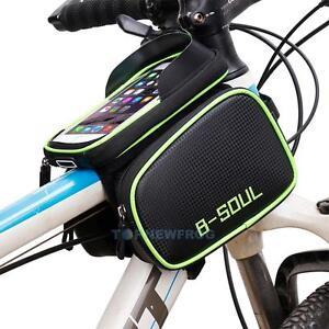 Fahrradtasche-Handy-Rahmentasche-Oberrohrtasche-MTB-bis-6-2-034-Iphone-Smartphone
