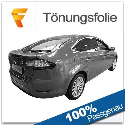 Tönungsfolie passgenau Ford Mondeo Fliessheck Bj 2007-2014