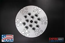 10 Concrete Grinding Head For Edco Blastrac Floor Grinders Magnetic Universal