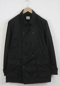 ARMANI-COLLEZIONI-WATER-REPELLENT-Men-039-s-EU-52-or-L-Coat-Jacket-22882-JS