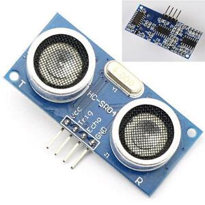 HC-SR04-Ultrasonic-Modul-Distanz-Ranging-Transducer-Sensor-Measure-Distance