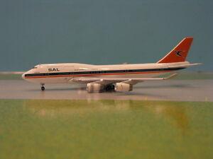 BIG-BIRD-SOUTH-AFRICAN-AIRWAYS-747-400-1-500-SCALE-DIECAST-METAL-MODEL