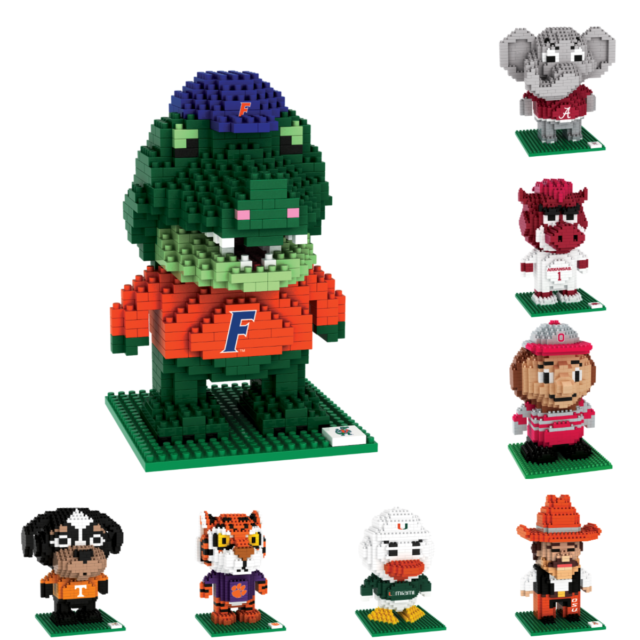 NCAA Georgia Bulldogs Toy Puzzle Cube