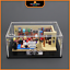 Display-stand-et-Coque-pour-Lego-Ideas-The-Big-Bang-Theory-21302 miniature 1