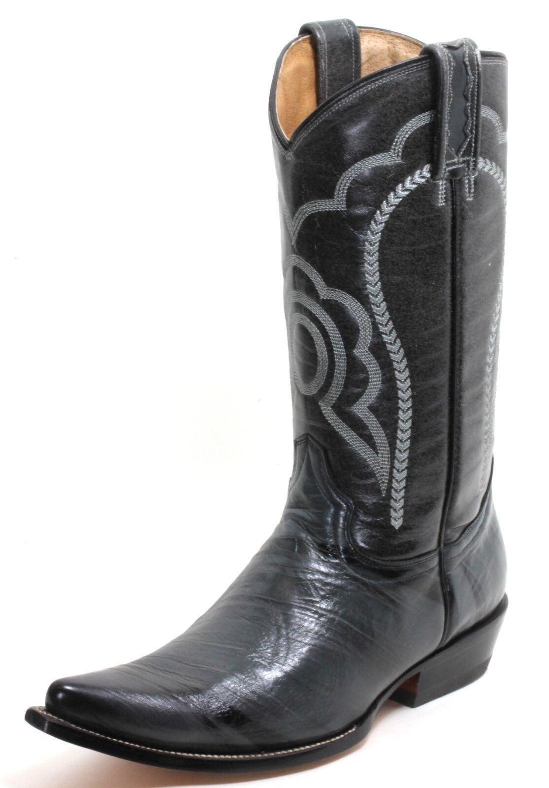 169 Cowboy Stivali Stivali Western Western Western Texas stivali ricamo Catalan Style anguilla 45 b62d08
