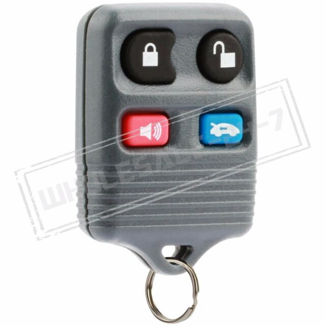 Replacement For 1995 1996 1997 Lincoln Town Car Key Fob Remote Ebay