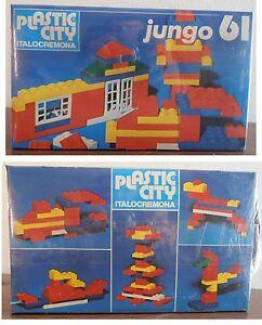 Costruzioni-Plastic-City-Italocremona-serie-Jungo-numero-61
