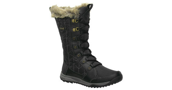 TEVA Winterstiefel Stiefel LENAWEE schwarz Fell Thinsulate warm wasserdicht 42