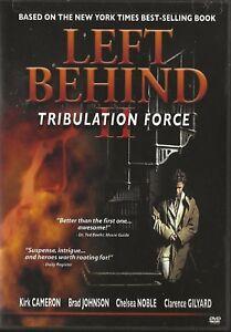 LEFT BEHIND II: TRIBULATION FORCE - KIRK CAMERON - BRAD JOHNSON - CHELSEA NOBLE