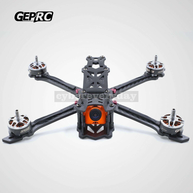 230mm vista en primera persona Racing Drone frame 5  marco sin rematar quadricóptero 4mm brazo GEP-Mark 2-5