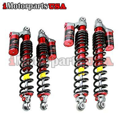 PERFORMANCE NITRO FRONT SHOCKS ABSORBERS SET FOR POLARIS RANGER RZR 170 UTV ATV
