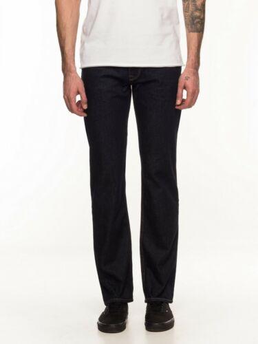 Cross Jeans Herren Jeans Antonio Hose Denim Baumwolle Relax Fit Rinsed w30-w40