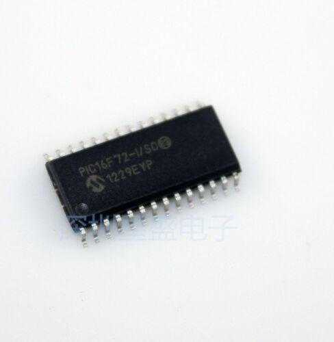 Integrated Circuits (ICs) 10 PCS PIC16F72-I/SO PIC16F72 SOP-28 SMD ...