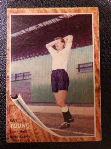 A/&BC Gum Footballers Make-a-Photo 1963 Numbers 1-100 Pick Your Card
