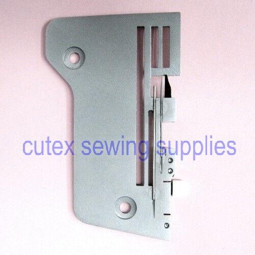 Needle Plate Juki MO-644D MO-654DE Portable Serger #A1115-334-0B0-A Genuine Part