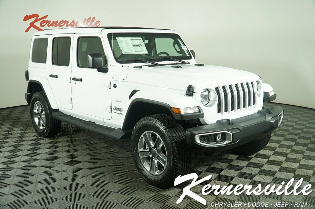 2021 Jeep Wrangler Sahara New 2021 Jeep Wrangler JL Unlimited Sahara 4WD 31Dodge KCDJR Stk # 210155