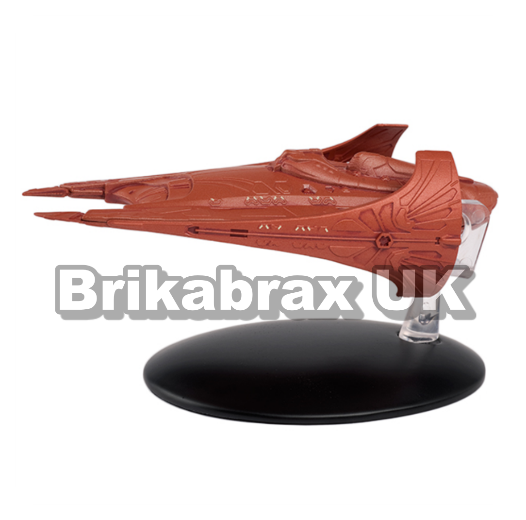 Issue 88 Vulcan Vahklas Ship
