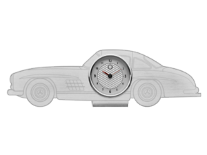 Genuine Mercedes-Benz Desk Clock 300 SL Vintage Classic Retro  B66041613