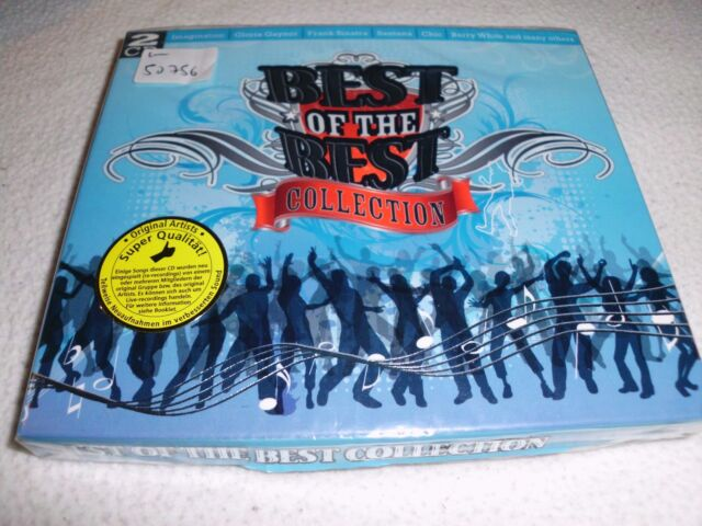 Best of the Best Collection - Doppel CD - OVP