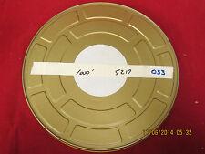 Eastman Test Film Color Negative 5217 Film 1000ft 35mm New Old Stock!