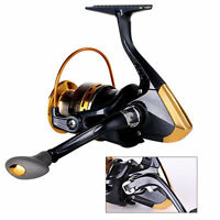 13+1bb Ball Bearing Saltwater Freshwater Fishing Spinning Reel 5.5:1 Bait Reels