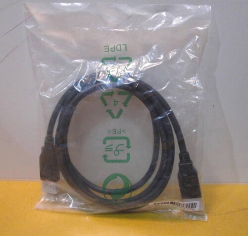 6 Ft DisplayPort Cable Male to Male 6/' M//M 453141400020R NEW HP Foxconn