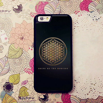 Bring Me The Horizon Rock Metal Band Case Cover For iPhone 4s 5 5c 5s 6 6s Plus